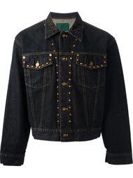 куртка  'Junior Gaultier' с заклёпками Jean Paul Gaultier Vintage