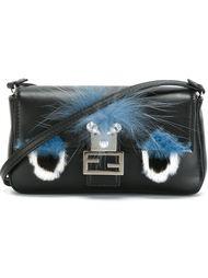 микро сумка через плечо 'Baguette' Fendi