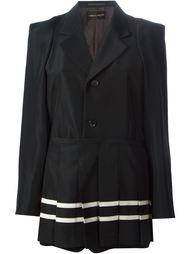 пиджак с подолом-юбкой Comme Des Garçons Vintage