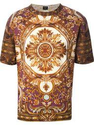 жаккардовая футболка с принтом Jean Paul Gaultier Vintage