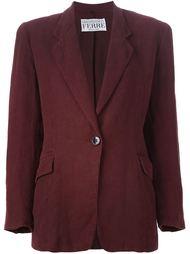 пиджак на одной пуговице Gianfranco Ferre Vintage