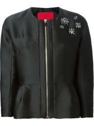 укороченный пиджак 'Ambre'  Moncler Gamme Rouge
