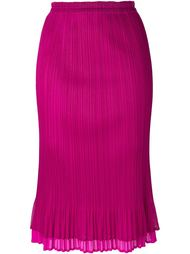 плиссированная юбка  Issey Miyake Vintage