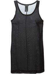короткое  платье-майка  Ann Demeulemeester