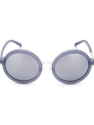 солнцезащитные очки в круглой оправе Linda Farrow Gallery