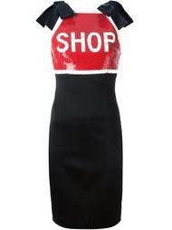 """платье """"Shop"""" Moschino"""