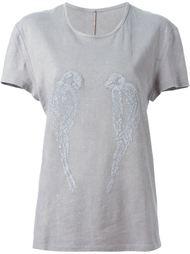 футболка с вышивкой  Alice Waese