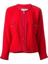пиджак из букле Chanel Vintage