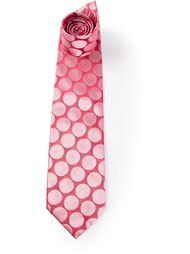 галстук в горох Gianfranco Ferre Vintage