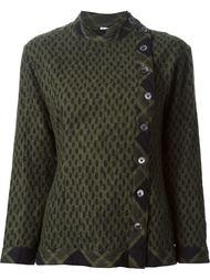 вязаный топ с юбкой  Céline Vintage