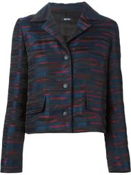 жаккардовая куртка  Jil Sander Navy