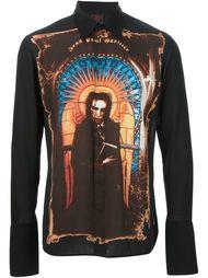 рубашка 'Saint Jean Paul' Jean Paul Gaultier Vintage
