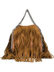 мини сумка-тоут 'Falabella' с бахромой  Stella McCartney