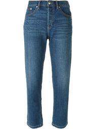 укороченные джинсы-бойфренды Marc By Marc Jacobs