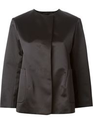 куртка без ворота Jil Sander