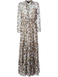 платье в пол 'Alexia' Saloni