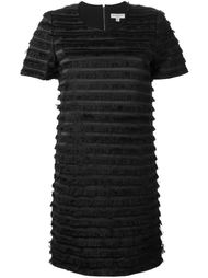 платье с бахромой Burberry London