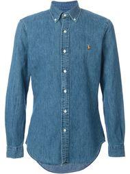 джинсовая рубашка  Polo Ralph Lauren