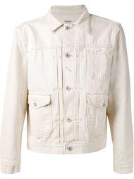 классическая джинсовая куртка  Fadeless
