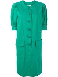 платье с круглым вырезом Yves Saint Laurent Vintage