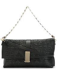 стеганая сумка на плечо  Greca Versace