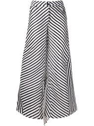 брюки-палаццо в полоску Rosie Assoulin