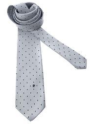 галстук с мелким узором Pierre Cardin Vintage