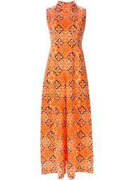 комбинезон с цветочным принтом Givenchy Vintage