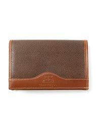 кошелёк с контрастной отделкой Courrèges Vintage