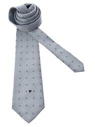 галстук в ромб Pierre Cardin Vintage