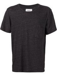 футболка с нагрудным карманом Fadeless