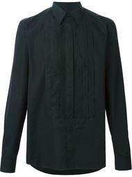 рубашка с плиссированной нагрудной панелью Givenchy