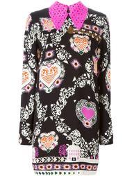 платье с принтом  MSGM