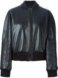 куртка-бомбер с панельным дизайном  Jil Sander Vintage