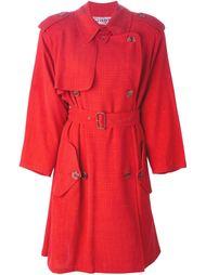 пальто-тренч с поясом  Jean Paul Gaultier Vintage