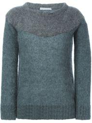 свитер с панельным дизайном  Société Anonyme