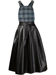 платье со съемным топом Koonhor