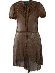 платье с аппликацией  Jean Paul Gaultier Vintage