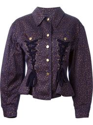 куртка-корсет  Jean Paul Gaultier Vintage