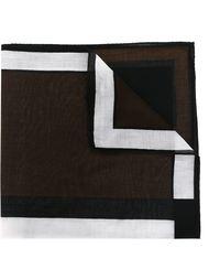 нагрудный платок с геометрическим принтом Roberta  Di Camerino Vintage