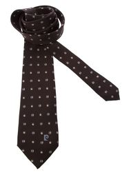 галстук с кругами Pierre Cardin Vintage