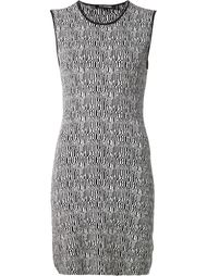 эластичное платье без рукавов Tess Giberson