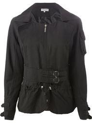 куртка с поясом  Christian Dior Vintage