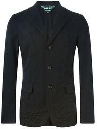 двухсторонний пиджак с цепочной отделкой Comme Des Garçons Vintage