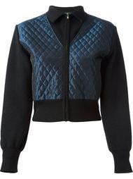 стёганая куртка с воротом Jean Paul Gaultier Vintage