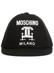 бейсболка с логотипом  Moschino