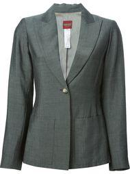 пиджак на одной пуговице Kenzo Vintage