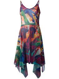 платье с пост-модернистским принтом Jean Paul Gaultier Vintage