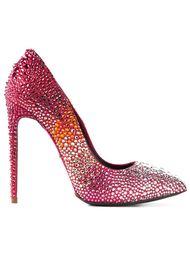 украшенные кристаллами туфли 'Allure' Marco Proietti Design