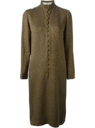 платье с принтом пейсли Jean Louis Scherrer Vintage